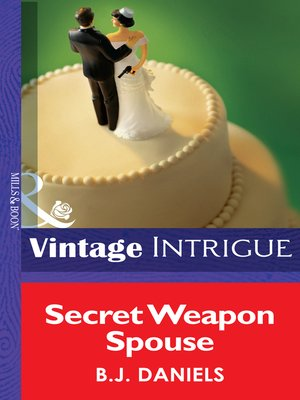 cover image of Secret Weapon Spouse