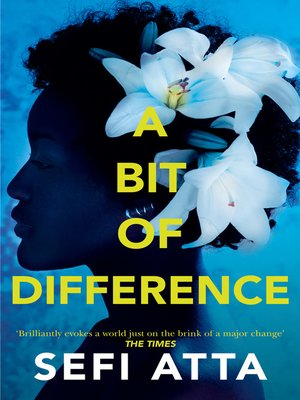 cover image of A Bit of Difference