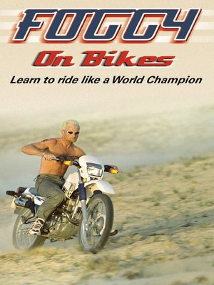 cover image of Foggy on Bikes