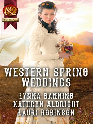 cover image of Western Spring Weddings