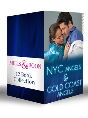 cover image of NYC Angels & Gold Coast Angels Collection