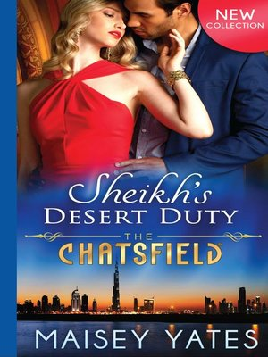 cover image of Sheikh's Desert Duty