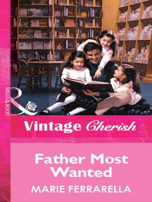 cover image of Father Most Wanted