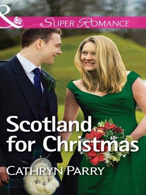 cover image of Scotland for Christmas