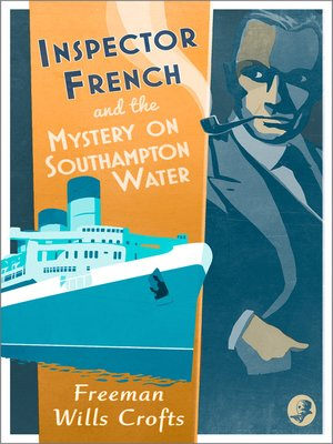 cover image of Mystery on Southampton Water
