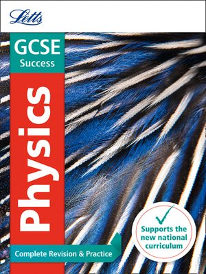 cover image of GCSE 9-1 Physics Complete Revision & Practice