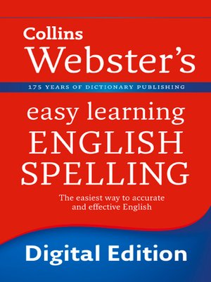 cover image of English Spelling