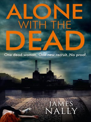 cover image of Alone with the Dead