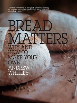 cover image of Bread Matters