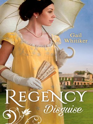 cover image of Regency Disguise: No Occupation for a Lady / No Role for a Gentleman