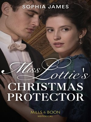 cover image of Miss Lottie's Christmas Protector