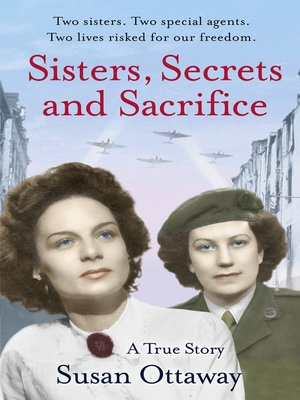 cover image of Sisters, Secrets and Sacrifice