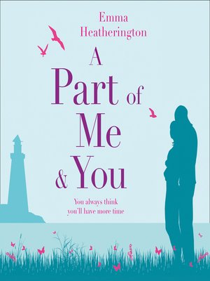 cover image of A Part of Me and You