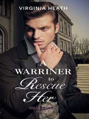 cover image of A Warriner to Rescue Her