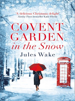 cover image of Covent Garden in the Snow