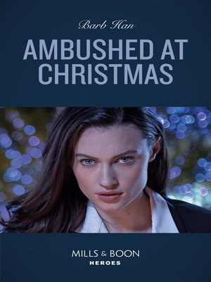 cover image of Ambushed At Christmas