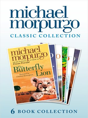 cover image of The Classic Morpurgo Collection (six novels)
