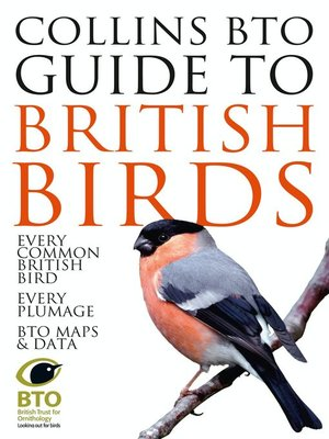 cover image of Collins BTO Guide to British Birds
