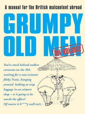 cover image of Grumpy Old Men on Holiday