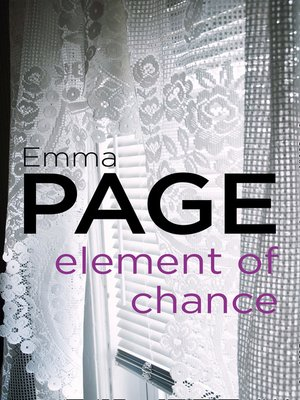 cover image of Element of Chance