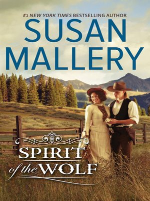 cover image of Spirit of the Wolf