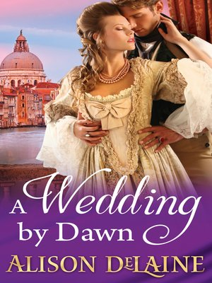 cover image of A Wedding by Dawn
