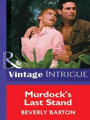 cover image of Murdock's Last Stand