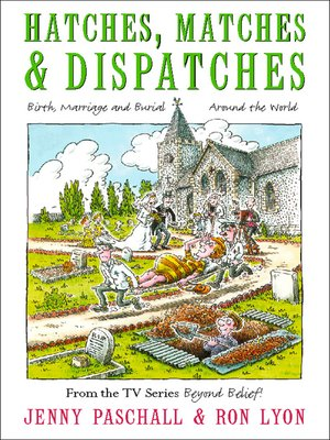 cover image of Hatches, Matches and Despatches