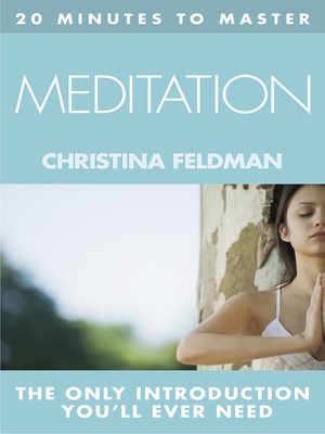 cover image of 20 MINUTES TO MASTER ... MEDITATION