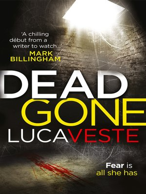 cover image of DEAD GONE