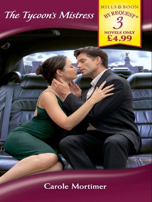 cover image of The Tycoon's Mistress