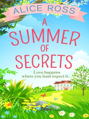 cover image of A Summer of Secrets