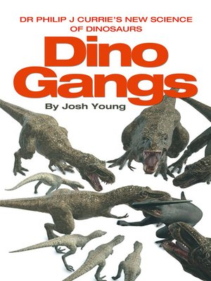cover image of Dino Gangs