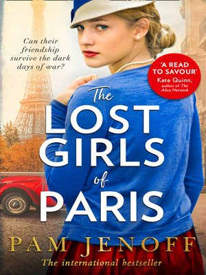 cover image of The Lost Girls of Paris