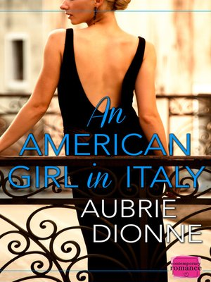 cover image of An American Girl in Italy
