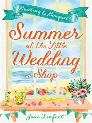 cover image of Summer at the Little Wedding Shop