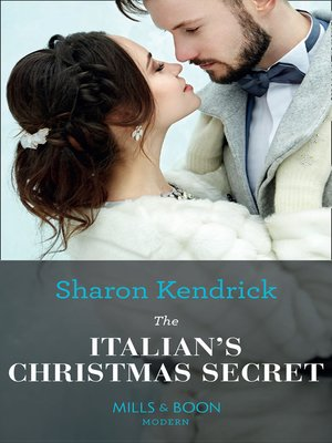 cover image of The Italian's Christmas Secret