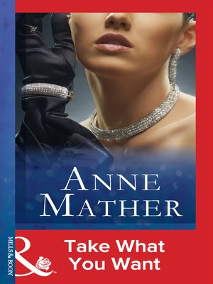 cover image of Take What You Want