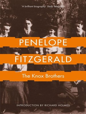 cover image of The Knox Brothers