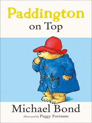 cover image of Paddington on Top
