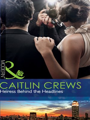 cover image of Heiress Behind the Headlines