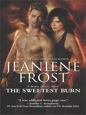 cover image of The Sweetest Burn