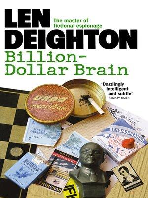 cover image of Billion-Dollar Brain