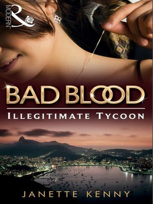 cover image of The Illegitimate Tycoon