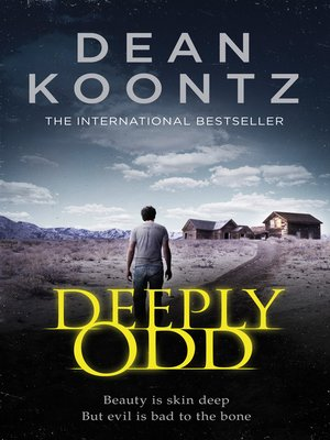 cover image of Deeply Odd
