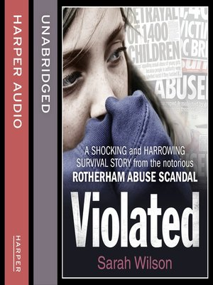 cover image of Violated