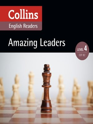 cover image of Amazing Leaders
