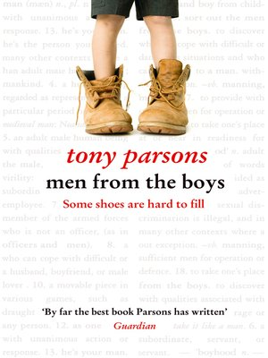cover image of Men from the Boys