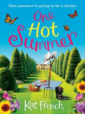 cover image of One Hot Summer