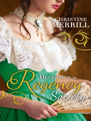 cover image of Deception in Regency Society